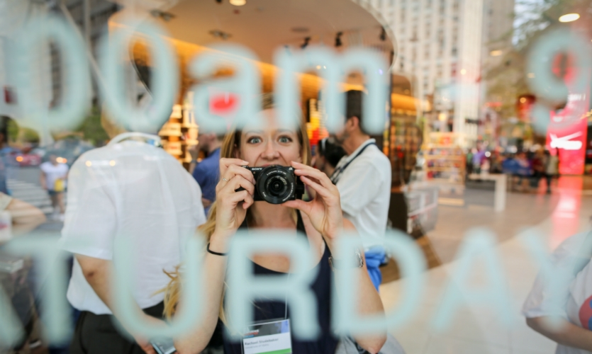 Robin Lopez' artful photography delighted us and gave us a fresh perspective at SEGD events in 2015. (Photo: Robin Lopez)