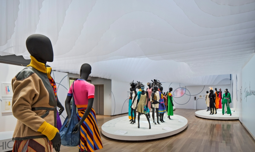 """""""Stephen Burrows: When Fashion Danced"""". Museum of the City of New York – New York, NY (2014)"""