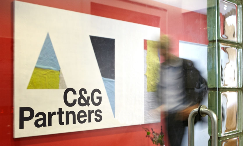 Participants can tour C&G Partners—a creative studio, dedicated to design for culture.