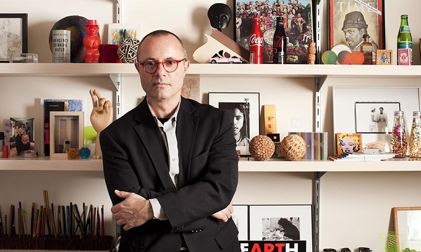 Ken Carbone, Carbone Smolan Agency (New York)