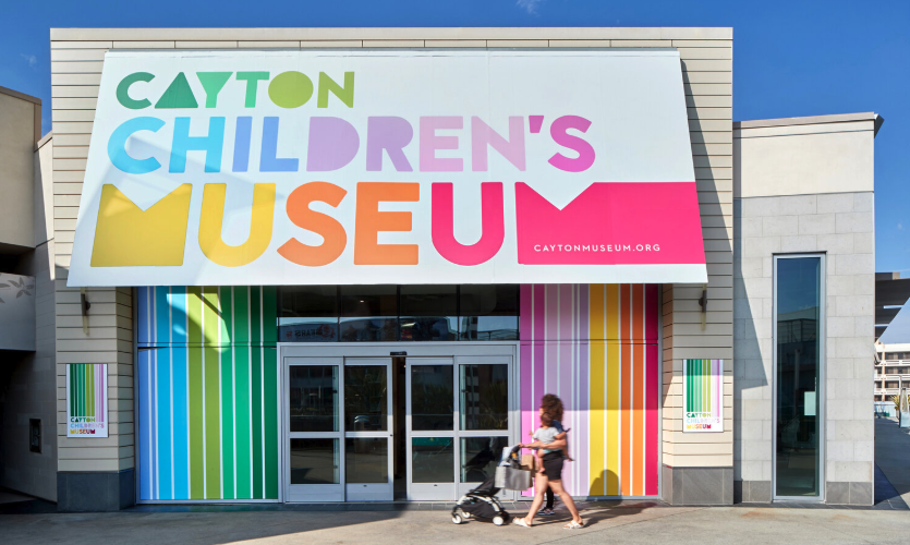 Cayton Children's Museum | Los Angeles | 2019 | Altitude Design Office