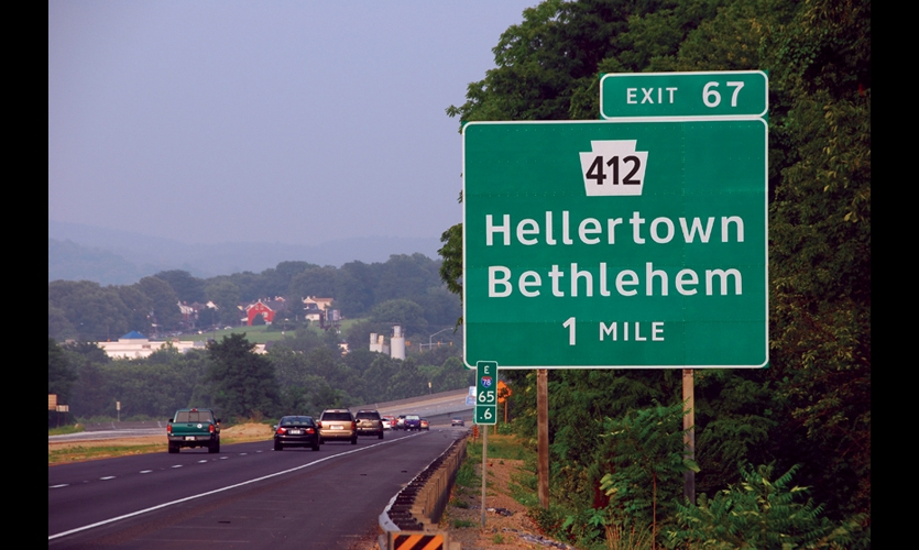 Clearview (2004). Not only did Don Meeker and James Montalbano design one of the most legible fonts ever, they got it approved by the U.S. Federal Highway Administration. Clearview was created to improve visibility for an increasing number of aging drivers on more than 50,000 miles of U.S. highways.
