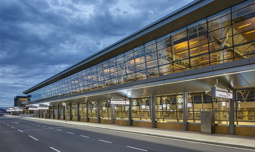 Over 15 million passengers flew through Calgary Airport in 2016.