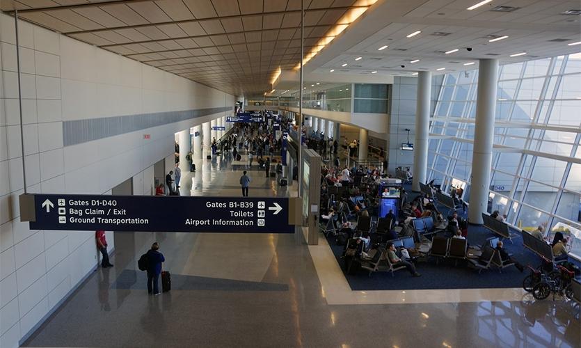 Dallas Fort Worth Airport