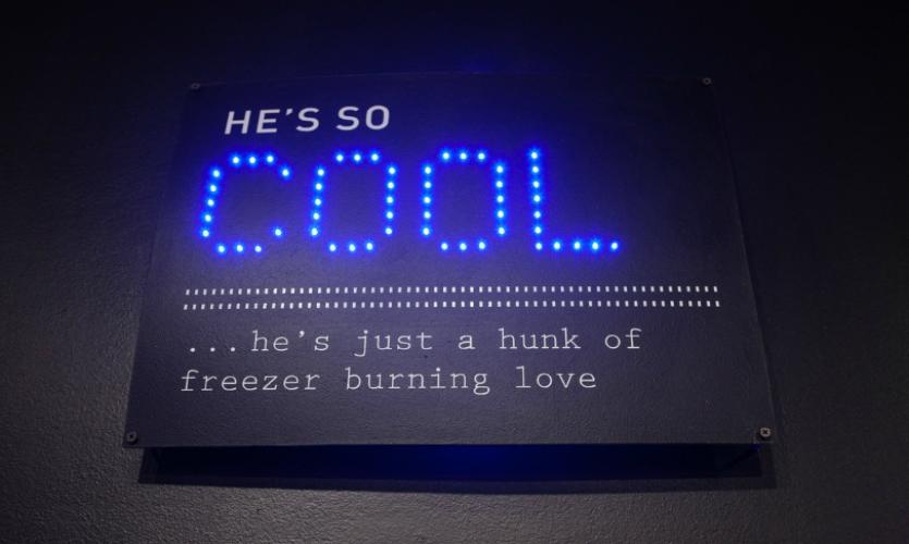 """Cool"" graphics"