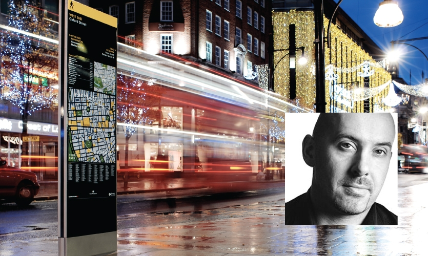 Tim Fendley, chief designer of Legible London, will be among the world's leading wayfinding designers speaking at the SEGD Wayfinding Workshop April 23 in San Francisco.