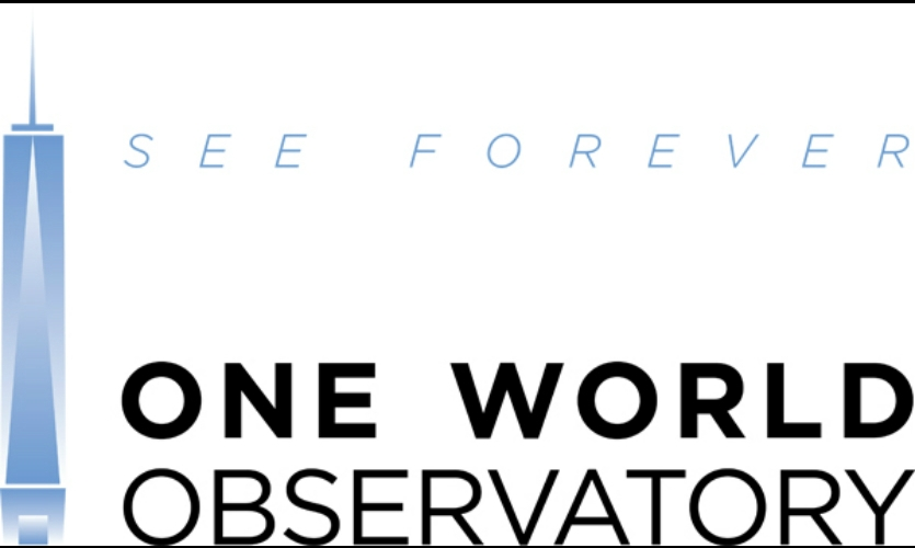 (2013) C&G Partners was retained by the Legends team to develop initial concepts and graphic approaches for One World Trade Center's Observatory. The visual brand was used throughout the Observatory's planning stages but only  the tagline remains today.