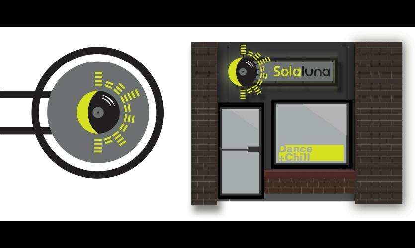 Fig. 14. Design for invented business Sola Luna (Emily Werdel)