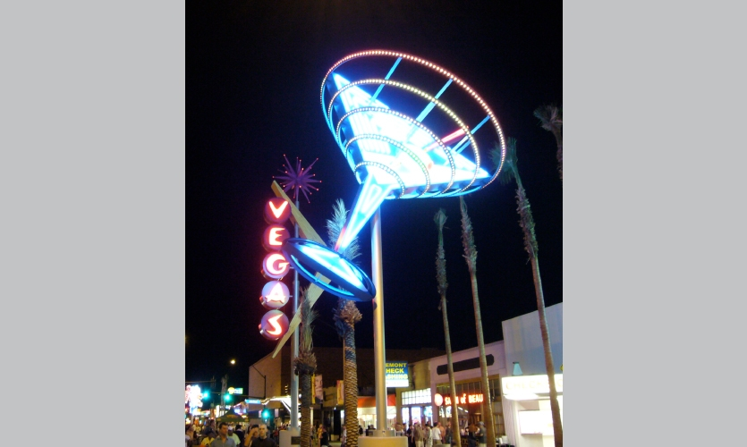SPD collaborated with the City of Las Vegas to revitalize East Fremont Street between Las Vegas Boulevard and 8th Street into a lively music and entertainment district.