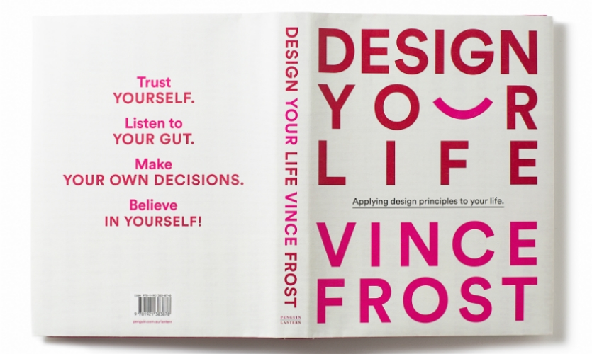Design Your Life is part Design Thinking manifesto, part self-help book.
