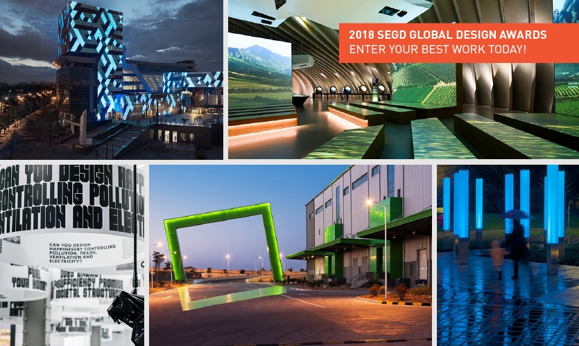 The Global Design Awards final deadline is March 2, 2018—so enter your best work today!