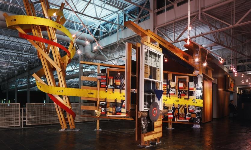 Georgia Pacific Distribution Division Exhibit Space (Denver)