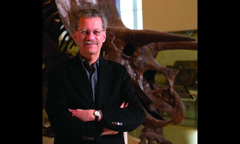 David Harvey, Senior Vice President for Exhibition, American Museum of Natural History