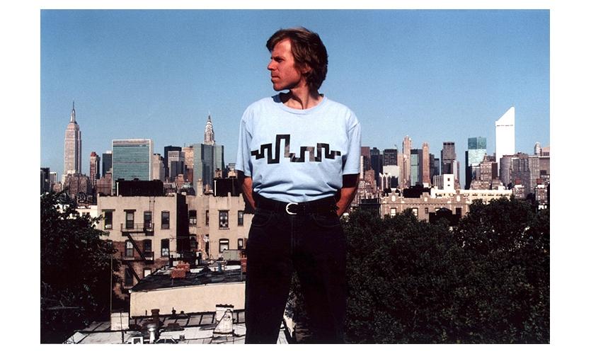 GRAPHIS Magazine t-shirt competition (image: Don Kiel as a model)