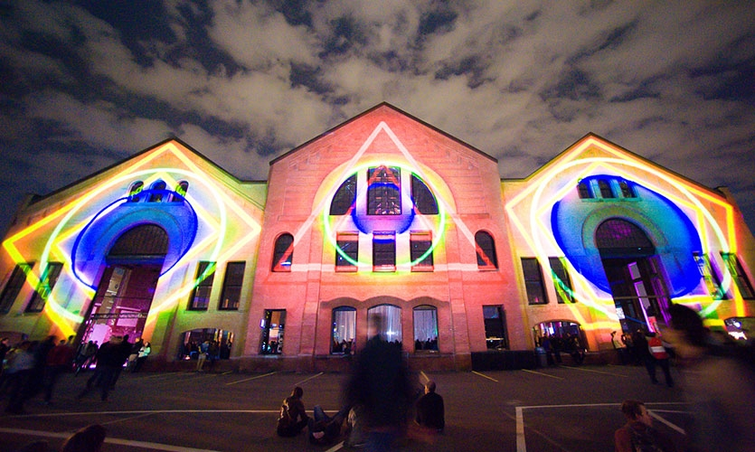 ILLUMINUS transforms Boston's streetscapes into a vibrant urban canvas for engagement and exhibition of innovative and imaginative works.