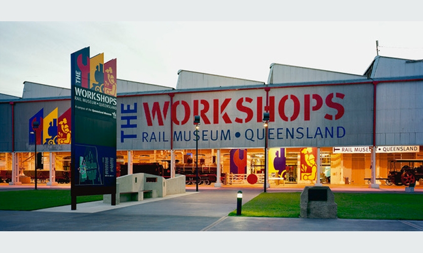 The Workshops, photo courtesy of Jack Bryce