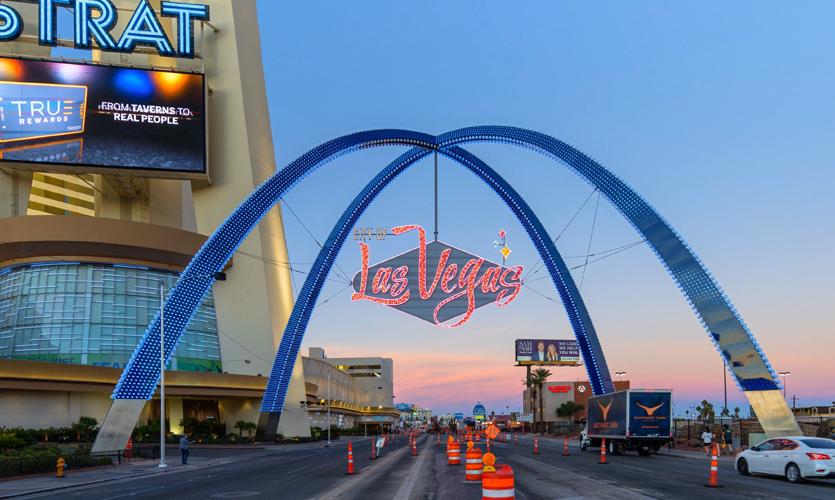 Las Vegas Gateway