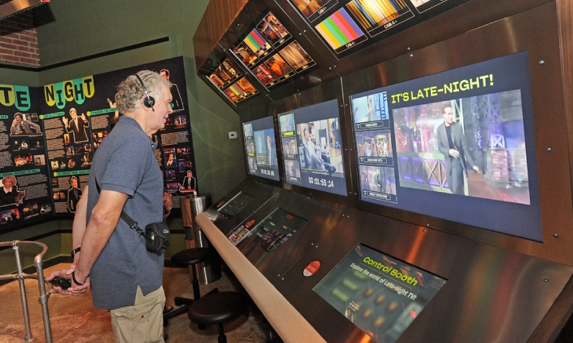 """""""Late Night Control Booth"""" Experience"""