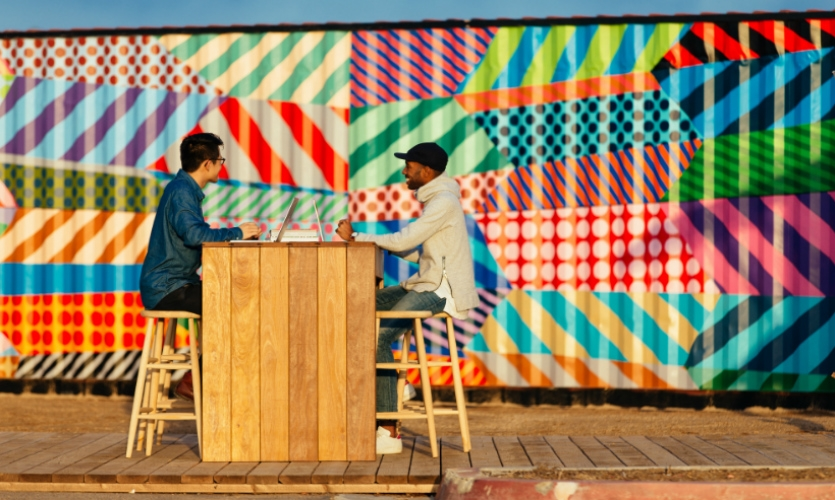 Make is a new co-working space opening this summer in San Diego.