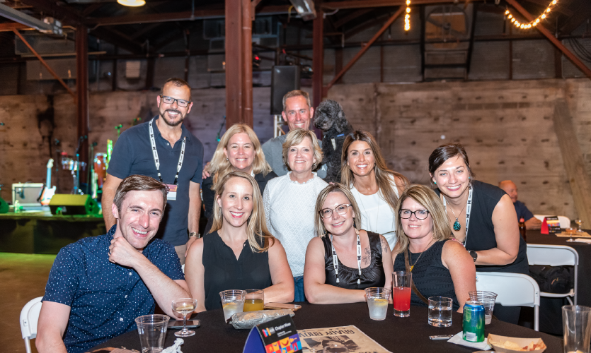 2019 Conference Experience Austin Chapter Mixer