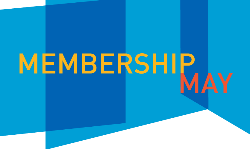 Celebrating Members with Membership May!