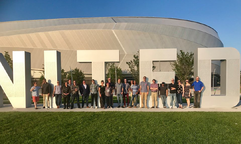 Minneapolis Allianz Field Tour—SEGD Minneapolis Chapter