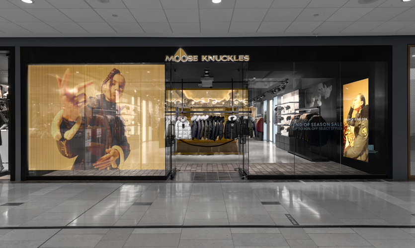 Moose Knuckles: Integrated Brand Experience, photo courtesy of Marcos Terenzio