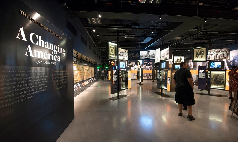 Smithsonian Institution's National Museum of African American History and Culture, Merit Award 2017