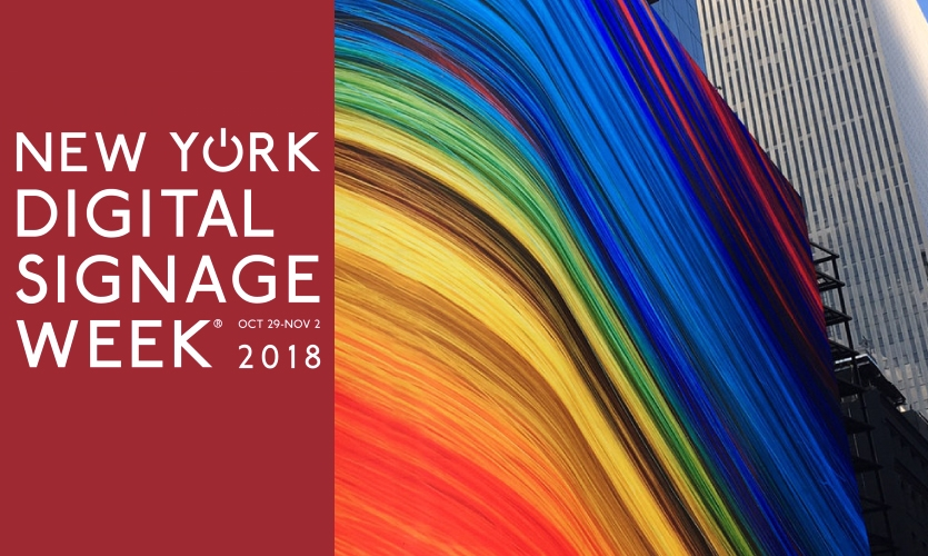 Coming into town early before Xlab 2018? Check out #NYDSW!