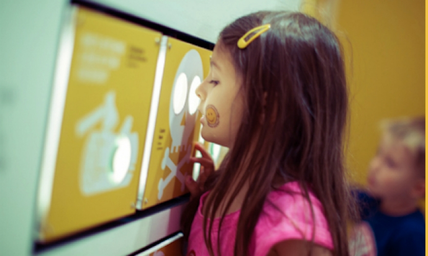 Nature Lab is a 6,500-sq.-ft., hands-on gallery at the Museum of Natural History Los Angeles.