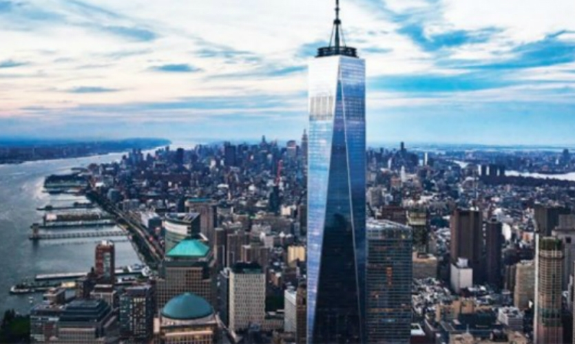One World Observatory, atop the new One World Trade Center building, is New York's newest icon. (Image: One World Observatory)