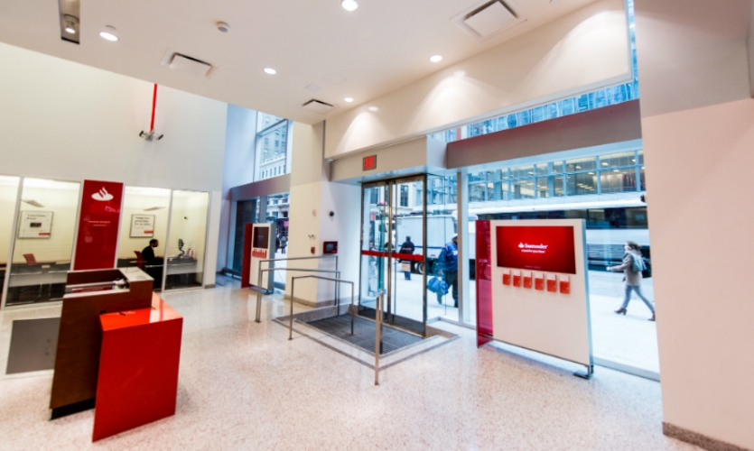 To establish a more efficient means of communication, OpenEye helped Santander develop a digital merchandising strategy.