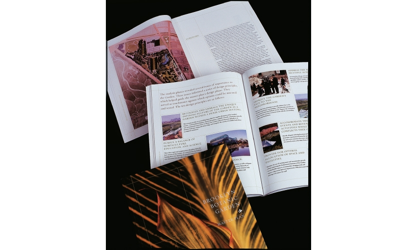 Poulin + Morris Inc. (New York): This proportional formula is also graphically articulated as a continuous series of hairline borders and frames that contain, isolate, and highlight a wide range of photographic, illustrative and narrative content.