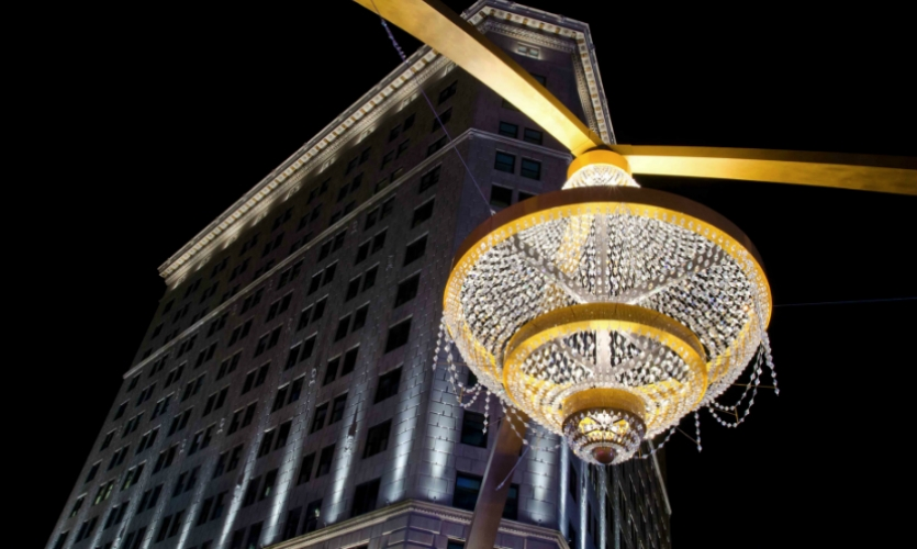Playhouse Square Placemaking and Digital Experience | SEGD