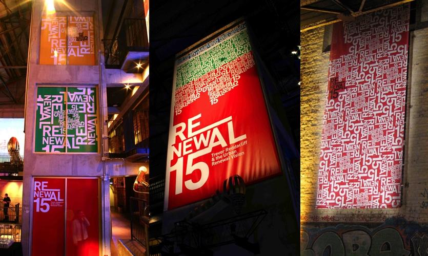 Renewal Exhibition, photo courtesy of Jack Bryce