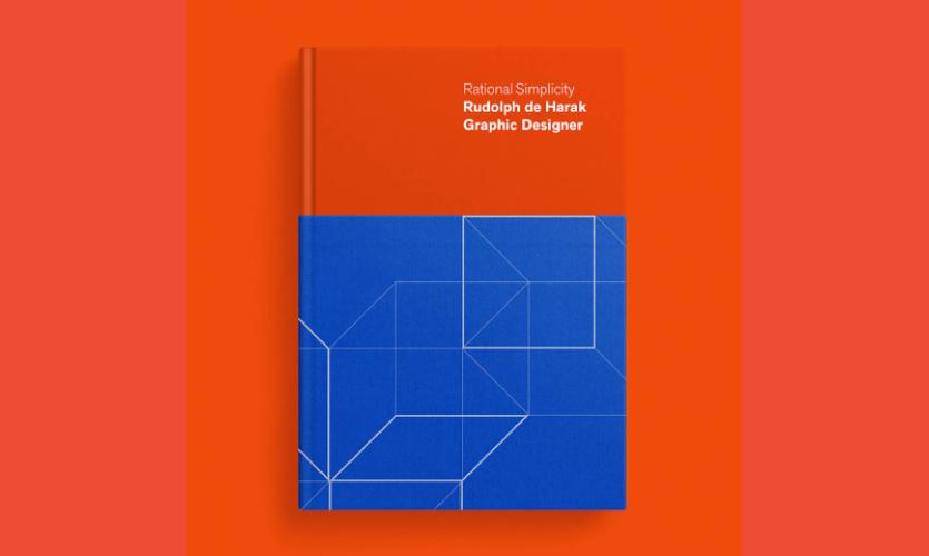 Richard Poulin's monograph about Rudolph de Harak
