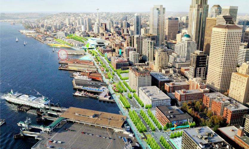Waterfront Seattle | Seattle (2022)