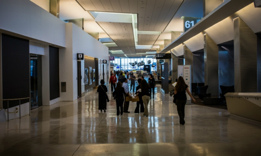 SFO is also implementing a Bluetooth beacon system to help visually impaired travelers navigate the airport using their smartphones.