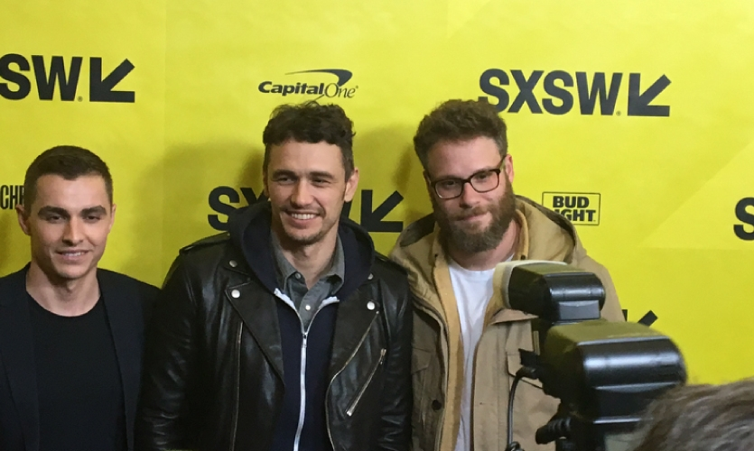 Photo at SXSW taken by Eli Kuslansky.