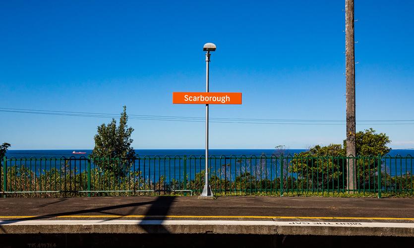 Scarborough Sign