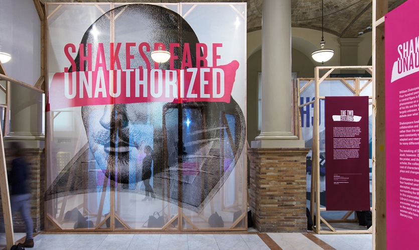 Boston Public Library | Shakespeare Unauthorized