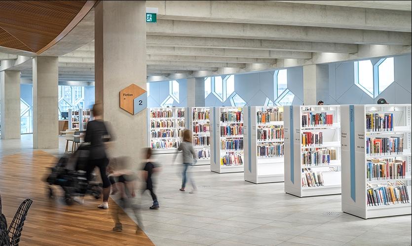 Calgary Central Library