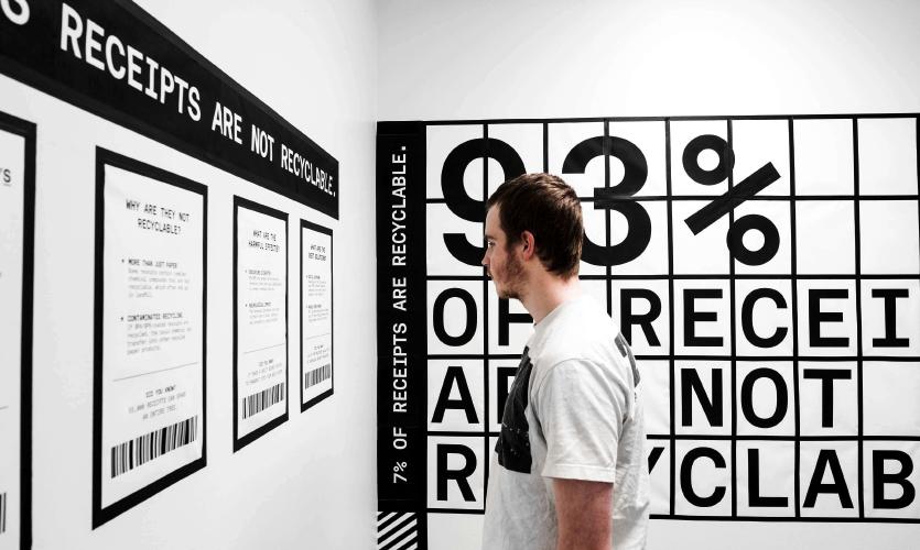 """""""Receipts"""" by Ariel Chan, Calvin Kordel, Pan Li"""