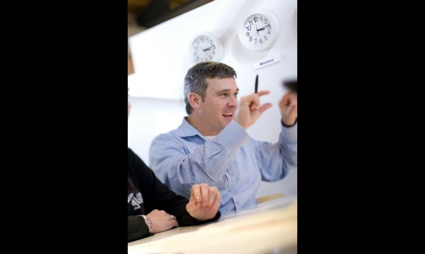 Curtis Roberts, Principal, fd2s Inc.