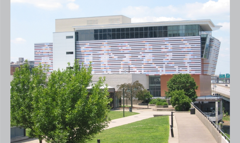 The Muhammad Ali Center, Louisville, KY (Photo: LHSA+DP)