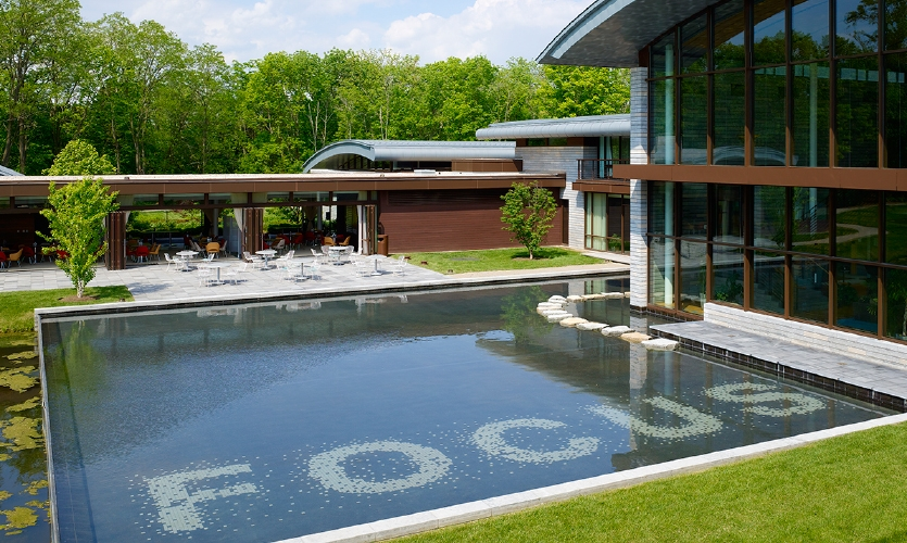 Focus Pond, Aileron (Photo: Alan Karchmer)