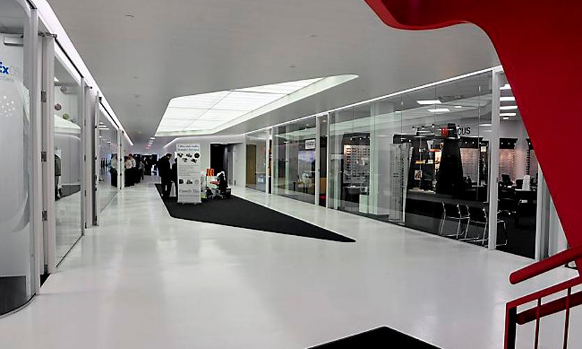 3M Innovation Center sponsored by Sherine Industries