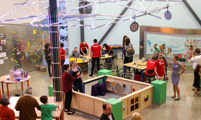 "Mueller Neighborhood & The Thinkery: The home of Austin's ""How & Why,"" The Thinkery provides a space for science and community to come together and connect through doing, making and experience. Hear from the museum team on how they achieve this."