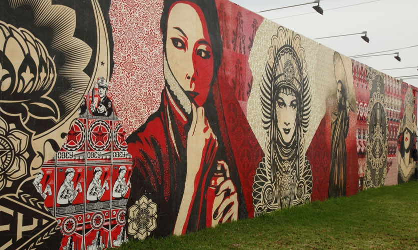 Get into the local urban art scene in Miami's premier art district, home to Art Basel Miami and a host of galleries, studios, and amazing Wynwood Walls murals.