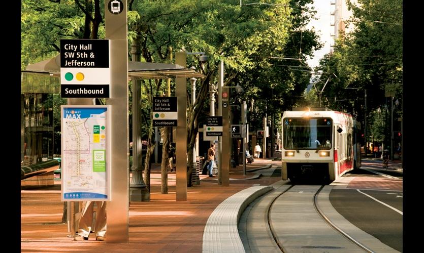 TriMet Transit System Signage | SEGD